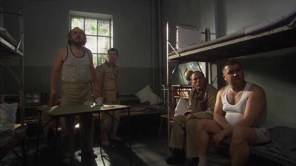 Cztery poziomo odc. 2: Więzień (HD)
