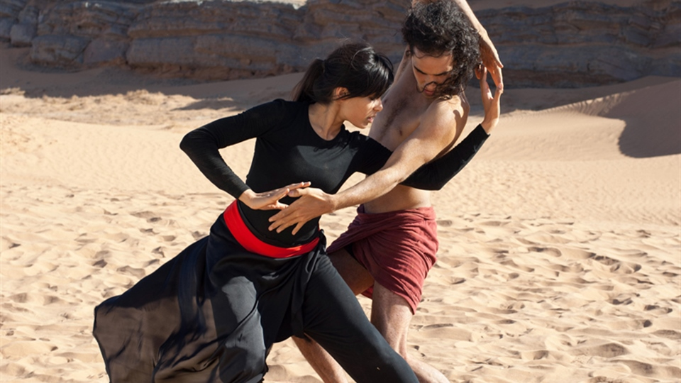 Taniec pustyni