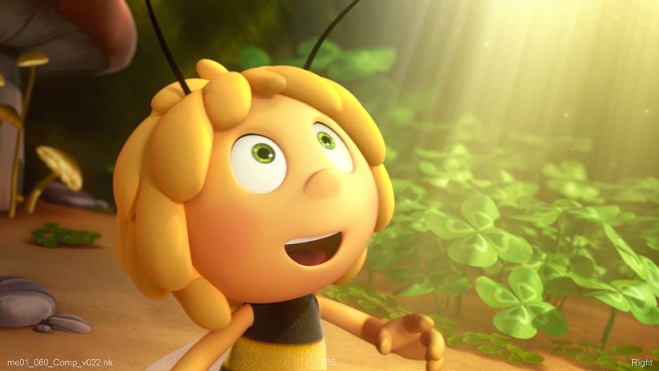 Pszczółka Maja. Film (HD)