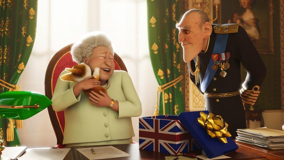 Corgi. Psiak królowej (HD)