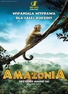 Amazonia. Przygody małpki Sai (HD)