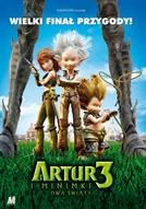 Artur i Minimki 3. Dwa światy (HD)